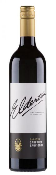 Elderton Wines Barossa Cabernet Sauvignon bottle shot