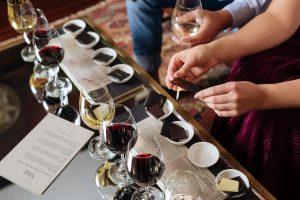 Chocolate & Wine Matching