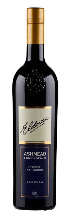 Ashmead Cabernet Sauvignon Barossa wine bottle shot