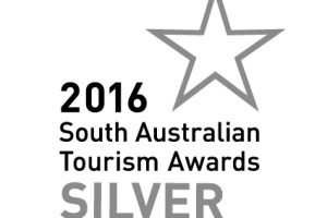 Elderton Wines Cellar Door awarded Silver Medal - logo
