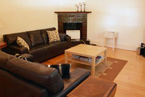 Elderton House lounge