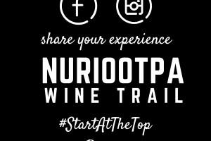 Nuriootpa Wine Trail social media square logo
