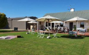 Yelland & Papps lawn