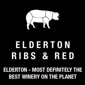 Elderton Barossa Winery Event - Ribs & Red Tshirt