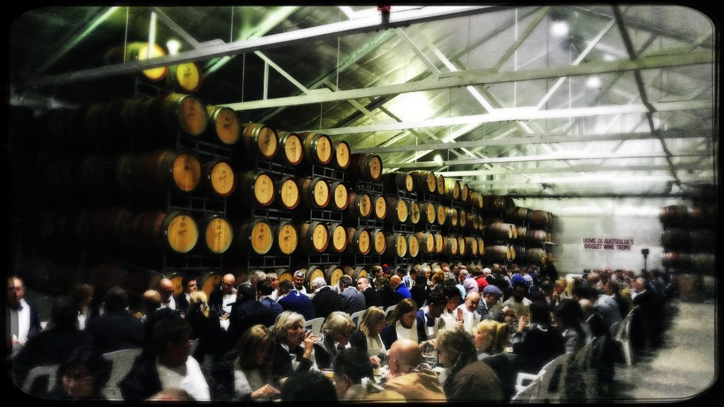Elderton Wines Ribs & Red Event Barossa Valley Winery