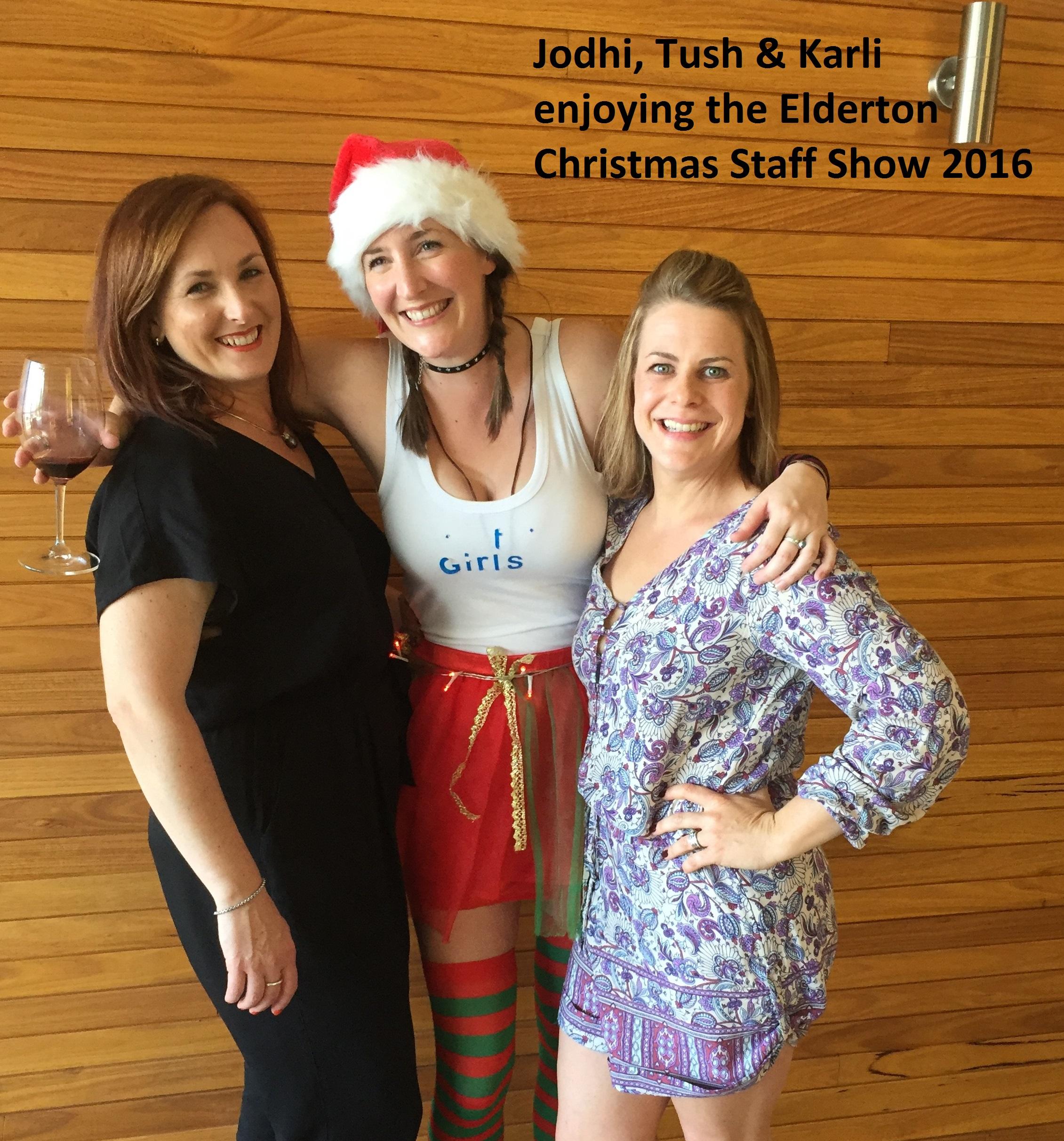 Elderton Wines Staff
