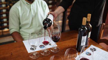 Elderton Wines Barossa Shiraz Wine Tasting Masterclass
