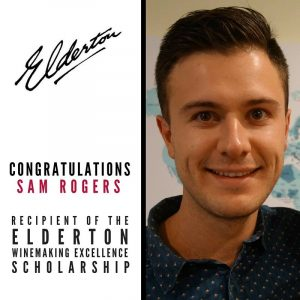 Elderton Wines Barossa Winery Scholarship