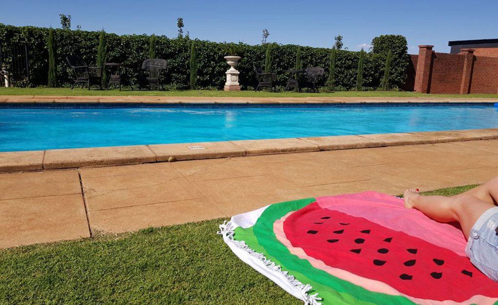 Elderton Pool & Tennis Court