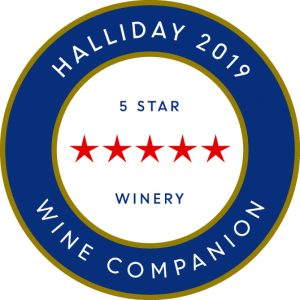 Elderton Wines James Halliday 5 red star winery