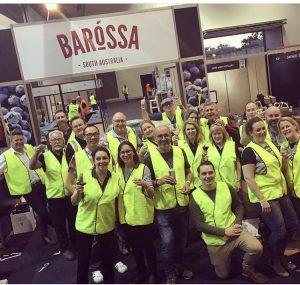 Barossa Good Food & Wine Show Crew