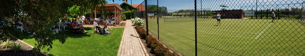Elderton Tennis Classic Barossa Valley Fast4
