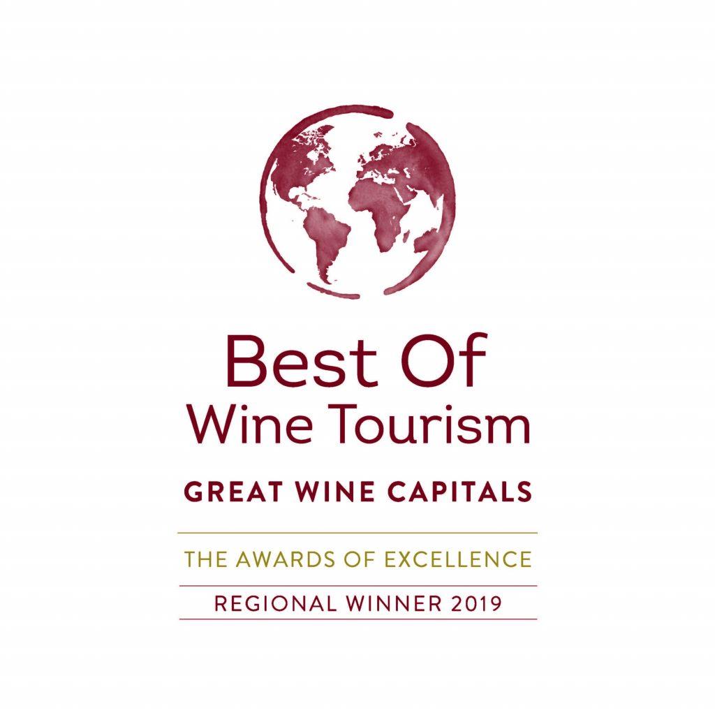 Best of Wine Tourism winner 2019 Regional Great Wine Capitals