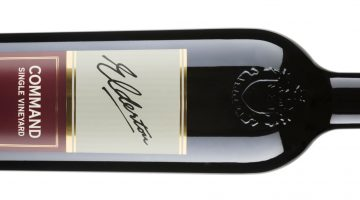 Barossa Winery - Elderton Command Shiraz 2015