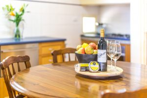 Elderton Guest House Barossa Accommodation cheese and wine