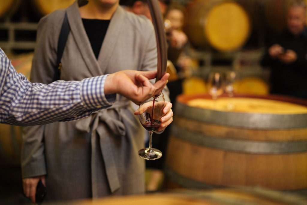 Elderton Barossa Winery Tastings