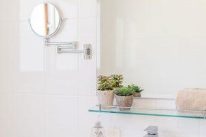 Elderton Guest House Bathroom closeup