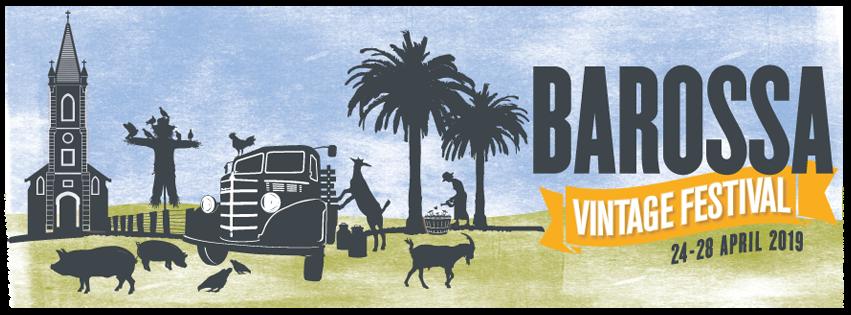 Visit Barossa Vintage Festival 2019