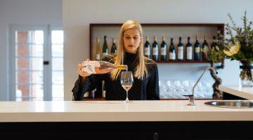 Elderton Barossa Valley wine tasting