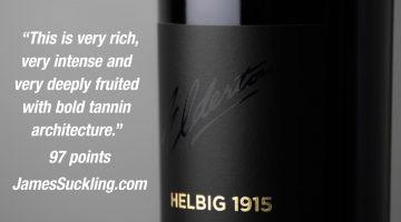 Helbig 1915 Shiraz review James Suckling