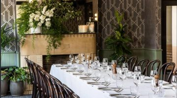 Sydney Wine Dinner